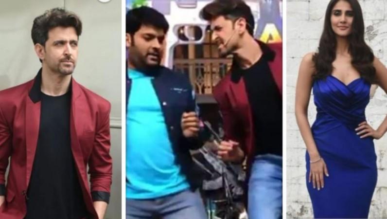 Hrithik Roshan, Kapil Sharma, Vaani Kapoor