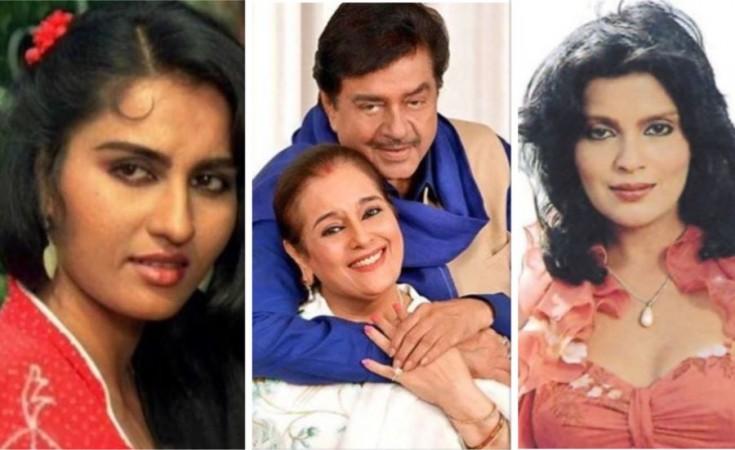 Reena Roy, Shatrughan - Poonam, Zeenat Aman