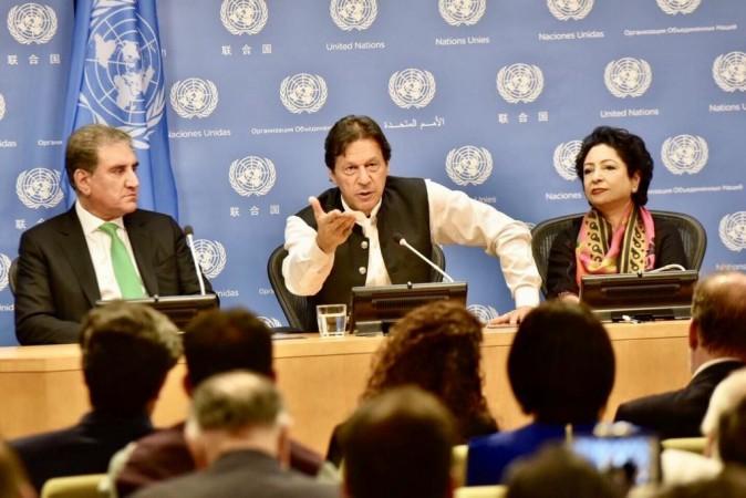 Maleeha Lodhi Pakistan UN representative