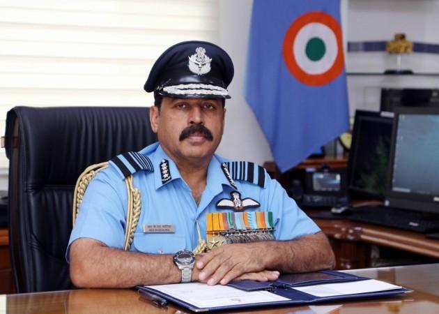 Air Chief Marshal Rakesh Kumar Singh Bhadauria