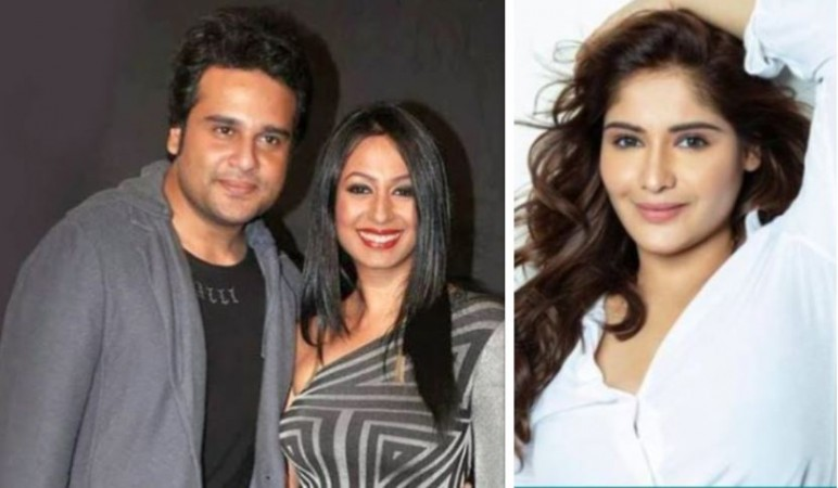 Krushna Abhishek, Kashmera and Arti Singh
