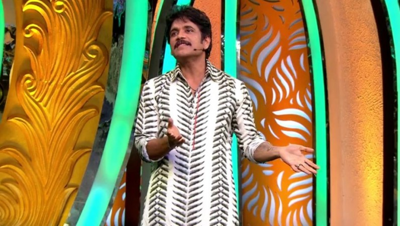 Akkineni Nagarjuna in Bigg Boss Telugu 3