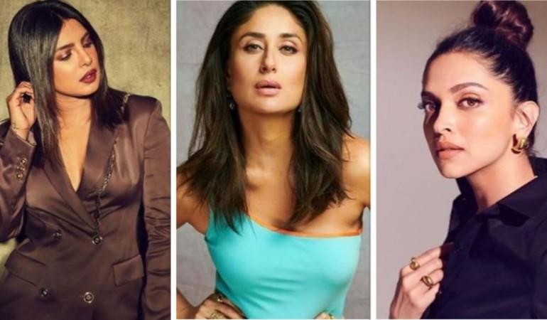Priyanka, Kareena, Deepika