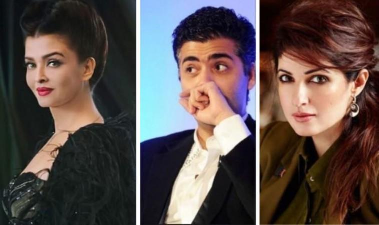 Aishwarya, Karan, Twinkle
