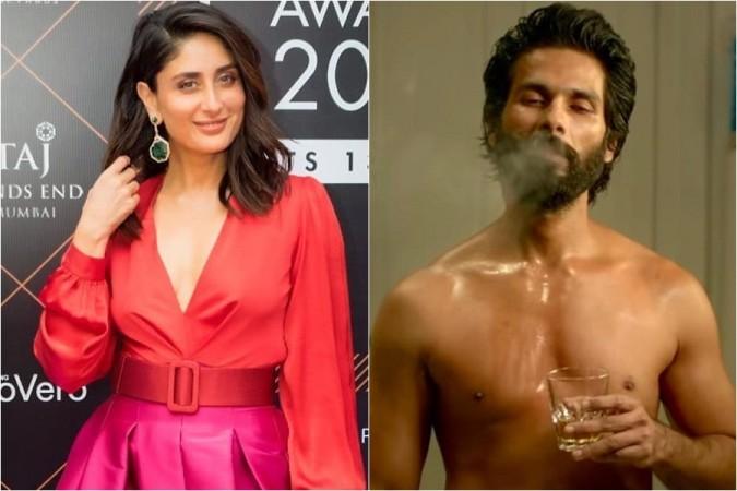 Kareena Kapoor, Shahid Kapoor, Kabir Singh