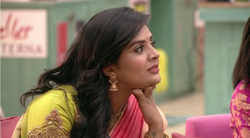 Sreemukhi in Bigg Boss Telugu 3 house