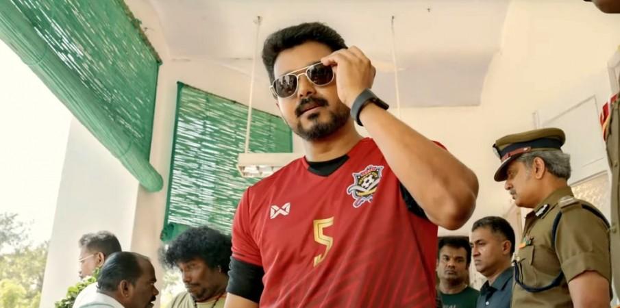 Vijay's Bigil