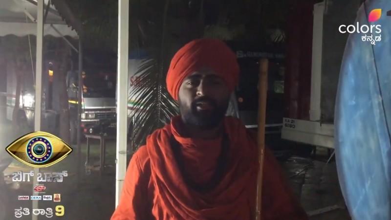 Bigg Boss Kannada 7: Contestant 8: Gurulinga Swamiji