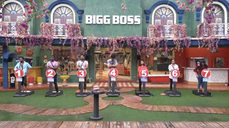 7 contesants in Bigg Boss Telugu 3 house in 13th week nomination