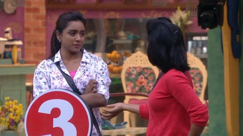 Shiva Jyothi's heated argument with Vithika Sheru during Bigg Boss Telugu 3 nominations