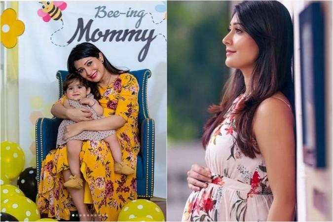 Radhika Pandit's baby shower ceremony photos