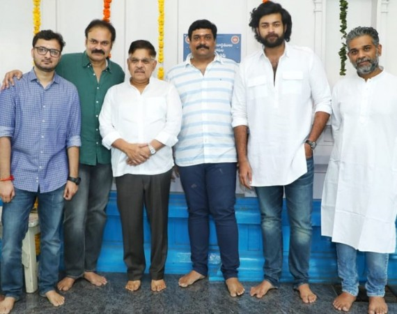 Celebs at VT 10 movie launch