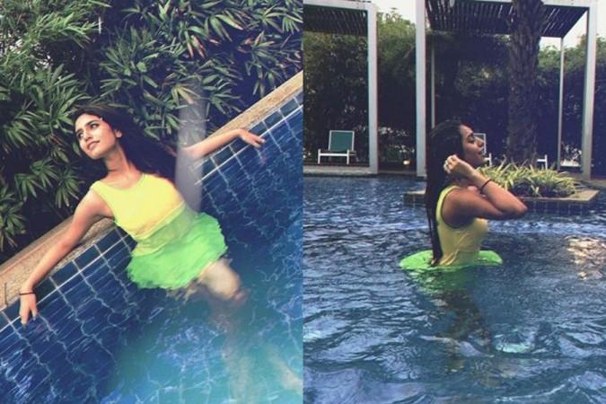 Priya Prakash Varrier in Bikini