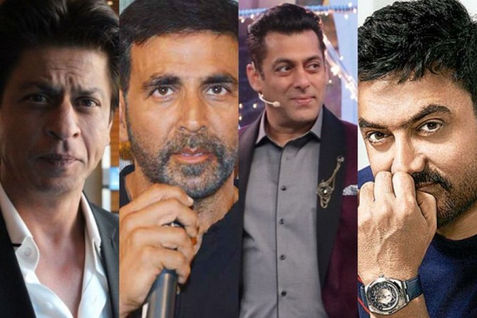 Bollywood Superstars Working with Tamil Filmmakers