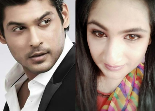 Sidharth Shukla and Mahika Sharma