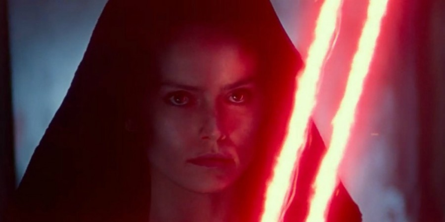 Star Wars: The Rise of Skywalker Rey trailer screenshot
