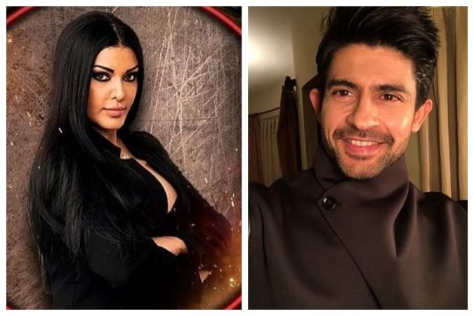 Bigg Boss 13 Wildcard Contestants Koena Mitra And Hussain