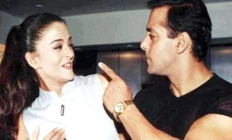Aishwarya Rai, Salman Khan