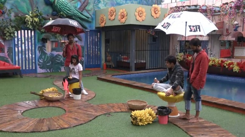 Bigg Boss Telugu 3 last nomination task