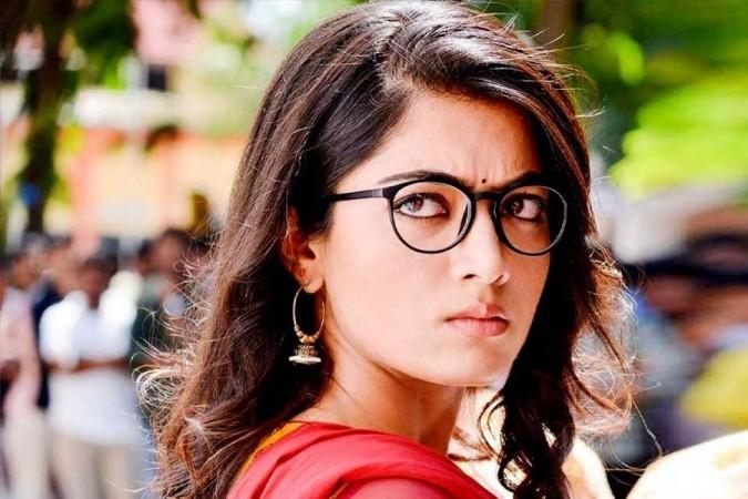 Rashmika Mandanna Angry