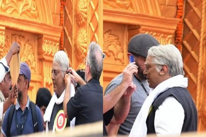 Kamal Haasan in Indian 2