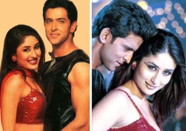Hrithik Roshan, Kareena Kapoor