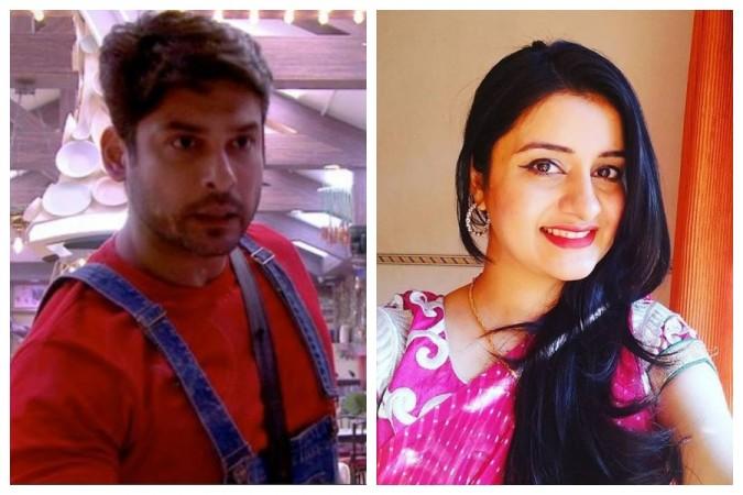 Balika Vadhu actress Sheetal Khandal accuses Siddharth Shukla of touching her inappropriately
