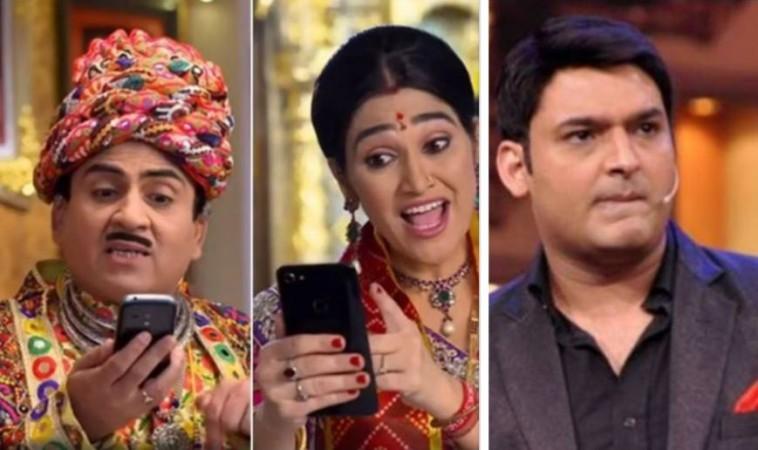 Taarak Mehta Ka Ooltah Chashma, Kapil Sharma Show