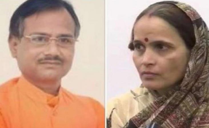 Kamlesh Tiwari's wife not satisfied with murder probe