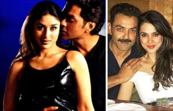 Kareena Kapoor, Bobby Deo, Tanya Deol