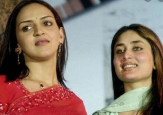Esha Deol, Kareena Kapoor
