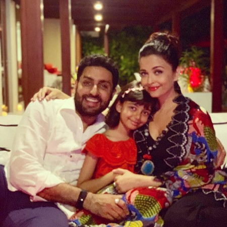 Abhishek Bachchan, Aishwarya Rai, daughter Aaradhya