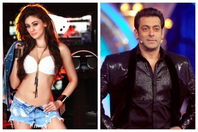 Bigg Boss 13 wild card contestant Shefali Jariwala and Salman Khan