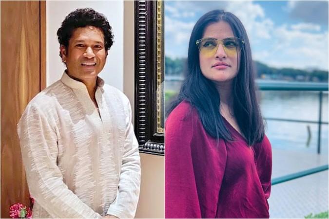 Sachin Tendulkar, Sona Mohapatra