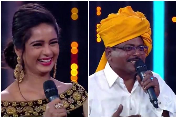 Duniya Rashmi and Raju Thalikote