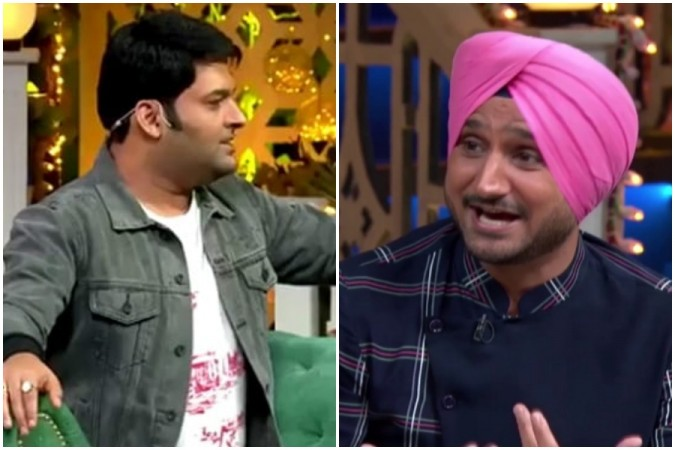 Harbhajan Singh talks about his Sri Lankan girlfriend on Kapil Sharma Show