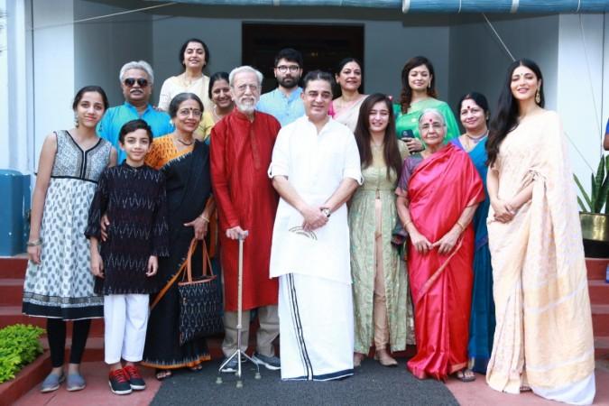 Kamal Haasan Celebrates his 65th Birthday
