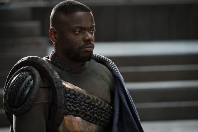 Black Panther Daniel Kaluuya