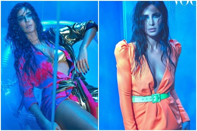 Katrina Kaif hot pictures for Vogue India