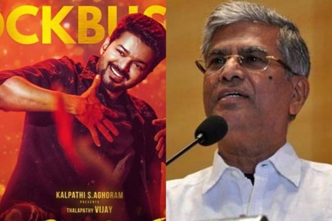 Vijay's father SAC happy with Bigil box office collection
