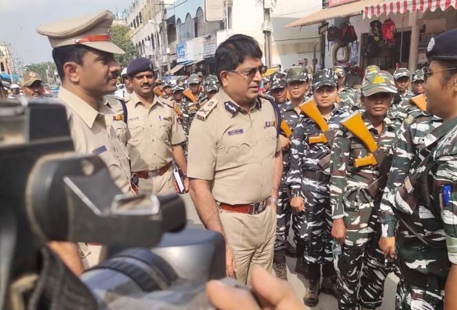 Bengaluru City Police maintains peace across city