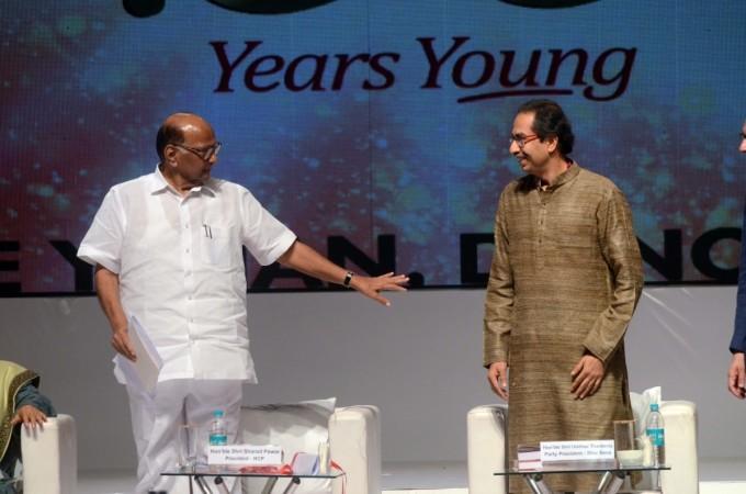 Shiv Sena NCP