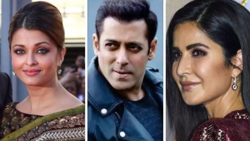 Aishwarya Rai, Salman Khan, Shah Rukh Khan