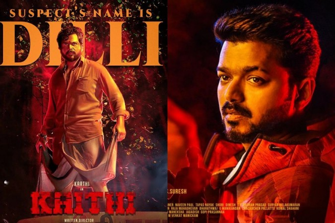 Kaithi and Bigil at Chennai box office