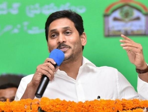 YS Jagan Mohan Reddy
