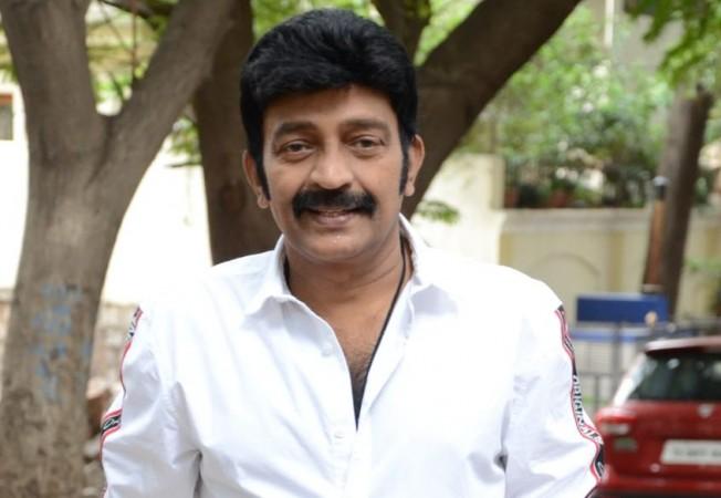 Actor Dr Rajasekhar