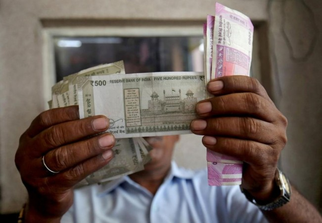 Indian curreny notes