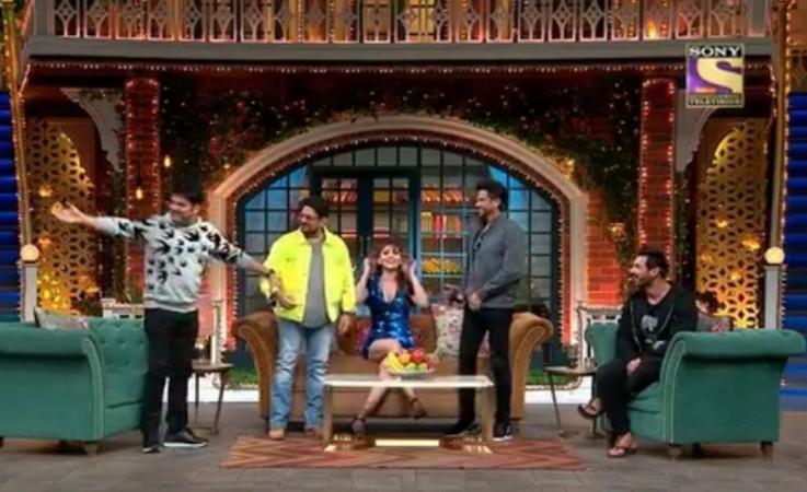 Kapil Sharma, Arshad Warsi, Urvashi Rautela, Anil Kapoor, John Abraham
