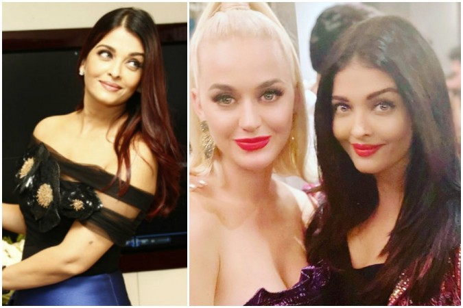 Aishwarya Rai Bachchan trolled for picture with Katy Perry