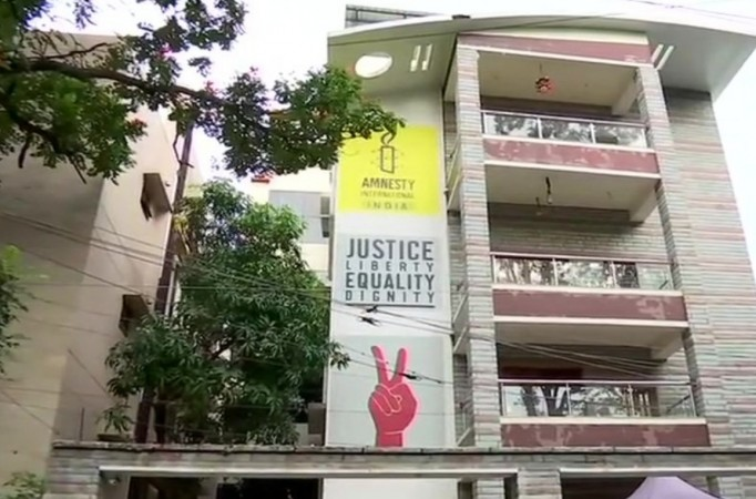 Amnesty International Office Bangalore